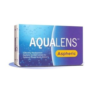 Aqualens Aspheric(3pack)